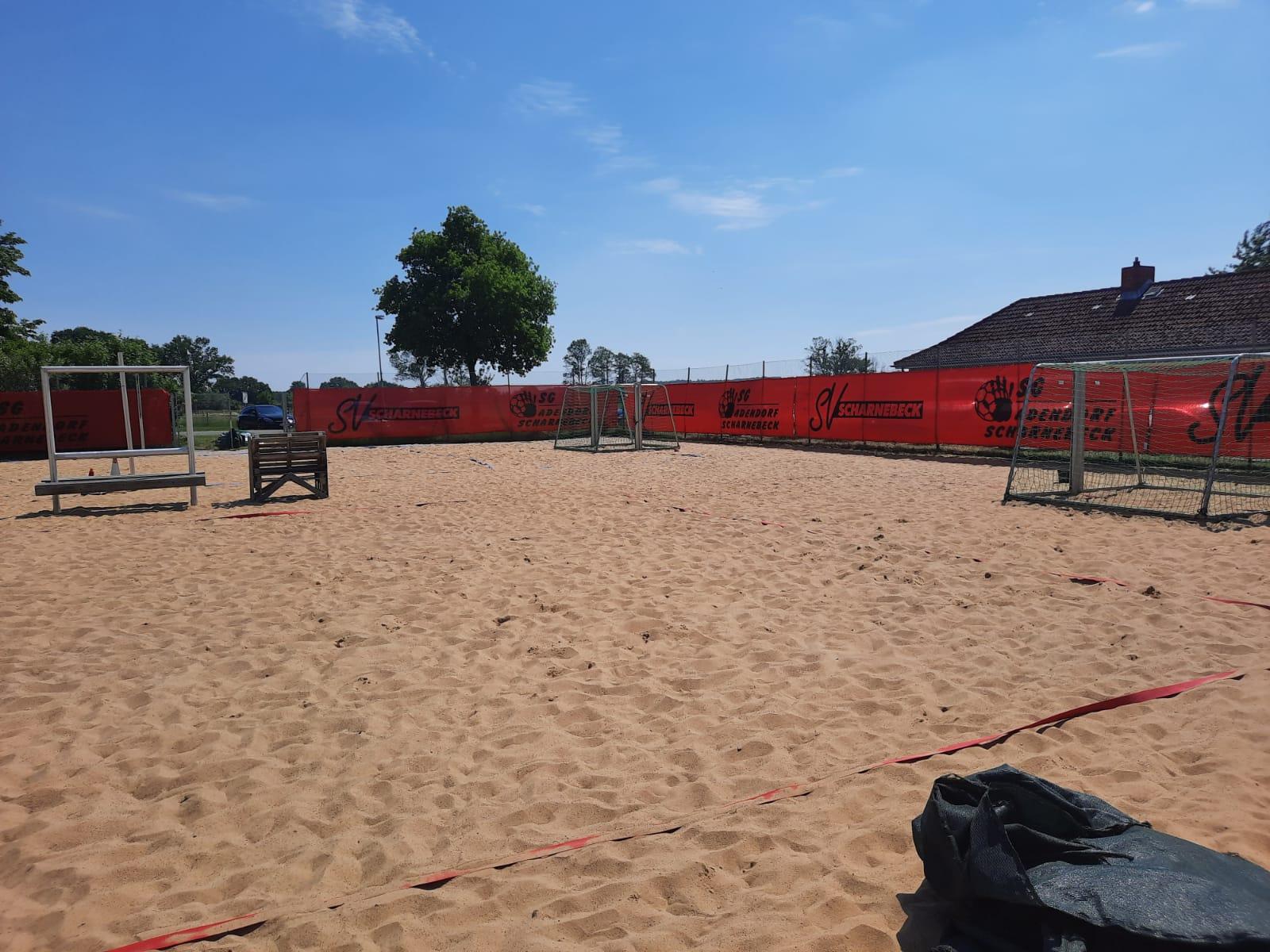 BeachplatzWindschutz